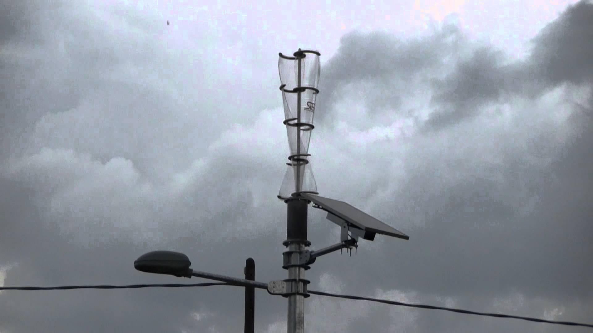 Tecnologia a led il lampione fotovoltaico marina bay