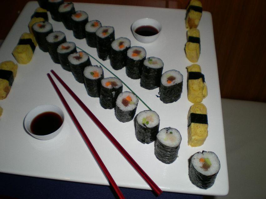 I piatti della cucina giapponese