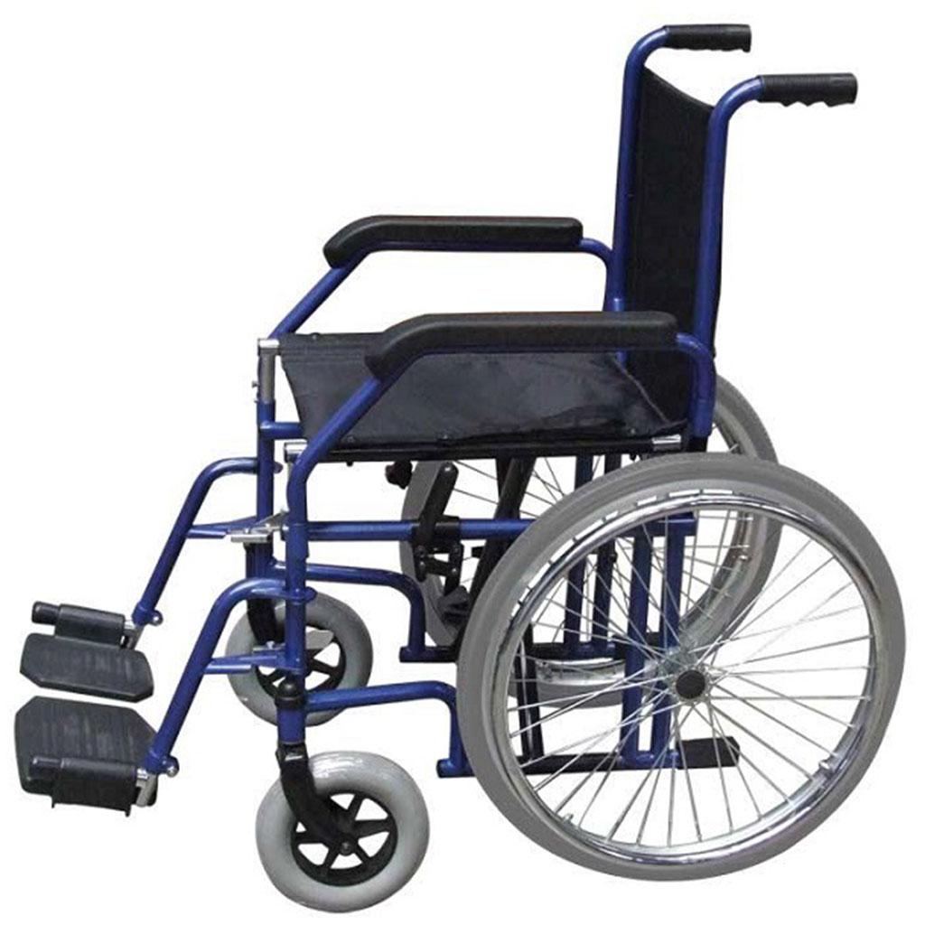 Carrozzine elettriche e manuali per la mobilità di anziani e disabili